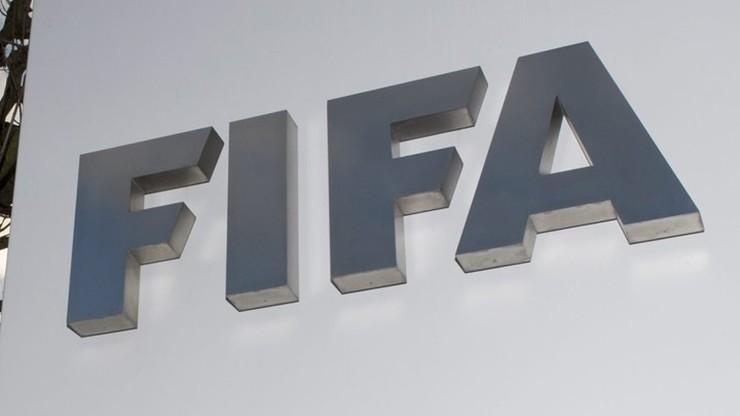 Szef Palestyńskiej Federacji Piłkarskiej zawieszony na rok