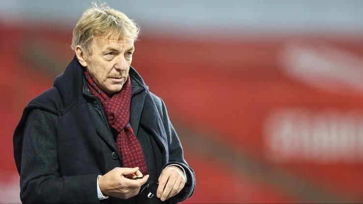Zbigniew Boniek: Na wieść o kolejnej kontuzji Bielika łza stanęła mi w oku