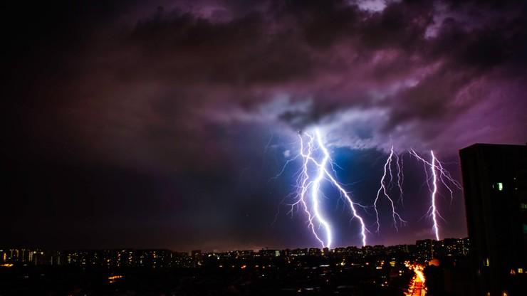 Nadchodzą upały, burze z gradem i silny wiatr. Ostrzeżenie dla niemal całej Polski