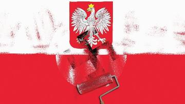 """""""Antysemityzm Polaków"""" i swastyka w """"The Washington Times"""". Ambasador protestuje"""