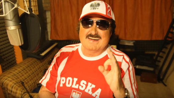 """MŚ 2018: Krawczyk nagrał drugą piosenkę na mundial! """"Dzisiaj Nawałka do boju wiedzie nas"""""""