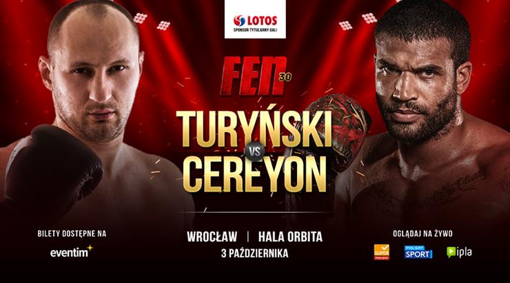 FEN 30: Turyński i Cereyon zamykają kartę walk