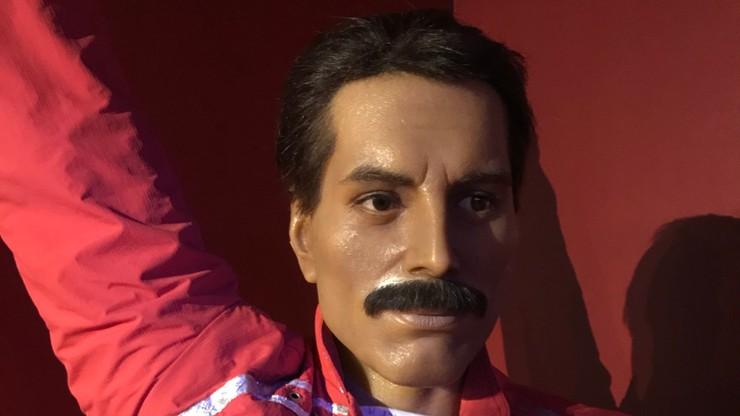 """Ukradziono głowę Freddiego Mercury'ego. """"Chciał ją wynieść pod pachą"""""""