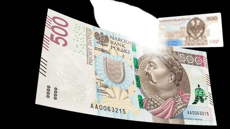 """Ceny rosną, ale hiperinflacji nie będzie. """"Legendy"""" o banknocie 500 zł"""