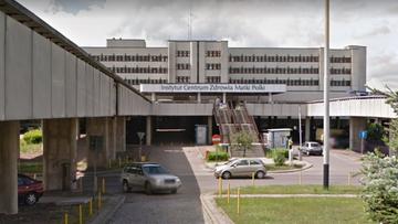 Pożar w Centrum Zdrowia Matki Polki w Łodzi. Ewakuowano kilkaset osób