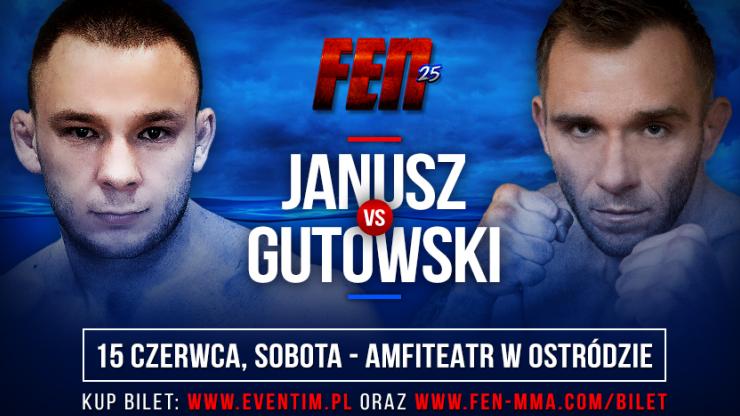 FEN 25: Gutowski - Janusz w karcie walk