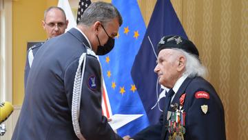 Bohater spod Monte Cassino awansowany na pułkownika polskiej armii