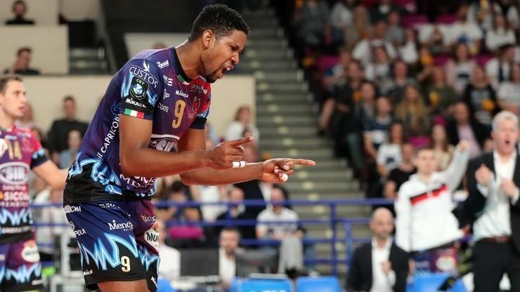 SuperLega: 38 punktów Wilfredo Leona! Perugia wyrównała stan rywalizacji w finale