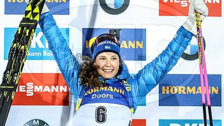 ME w biathlonie: Zwycięstwa Bułgara Aniewa i Szwedki Oeberg