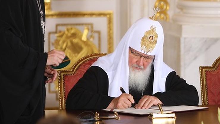 Rosyjska Cerkiew Prawosławna zrywa stosunki z Konstantynopolem