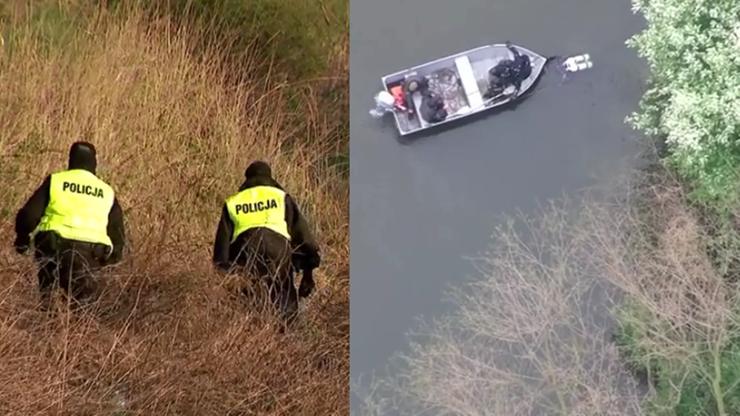 11 doba poszukiwań 3,5-letniego Kacpra. Policjantom pomagają psy i drony