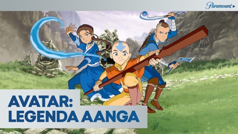 Avatar: legenda Aanga