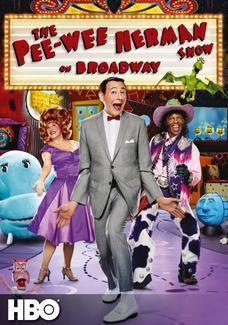 Pee-Wee Herman na Broadwayu