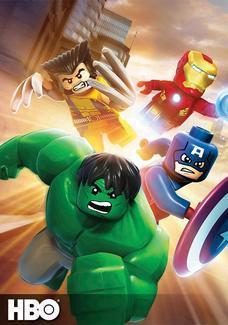 LEGO Marvel Super Bohaterowie: Doładowani na maksa