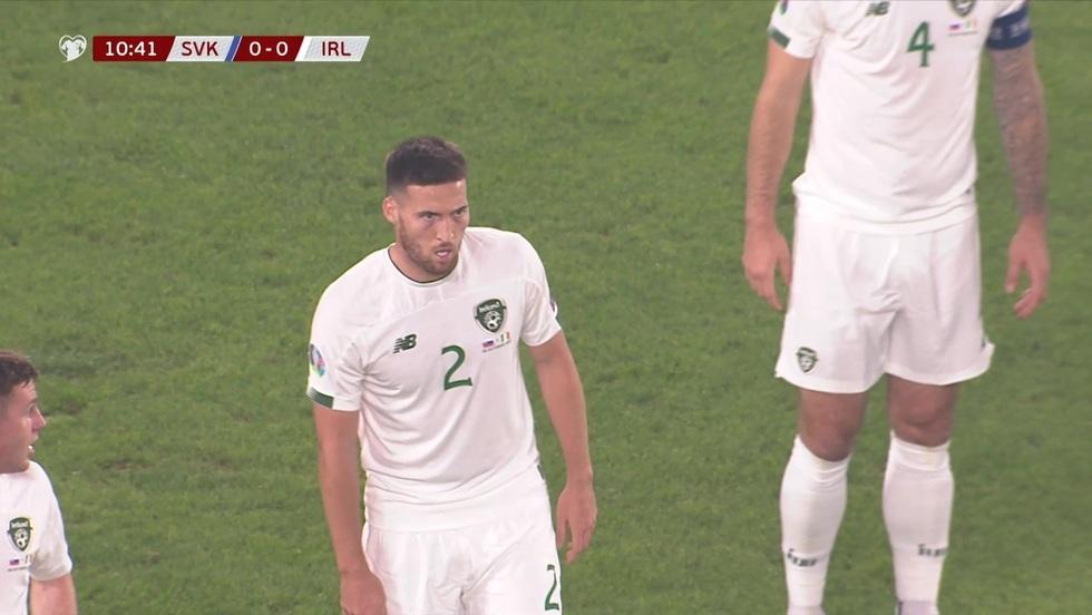 Słowacja - Irlandia