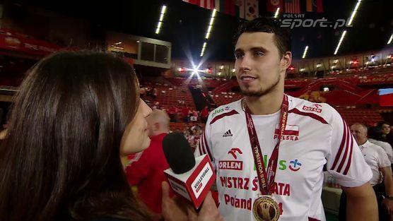 Fabian Drzyzga: Uwierzyliśmy, że ta Brazylia nie jest aż tak wielka