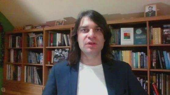 Gość Wydarzeń - prof. Piotr Rzymski