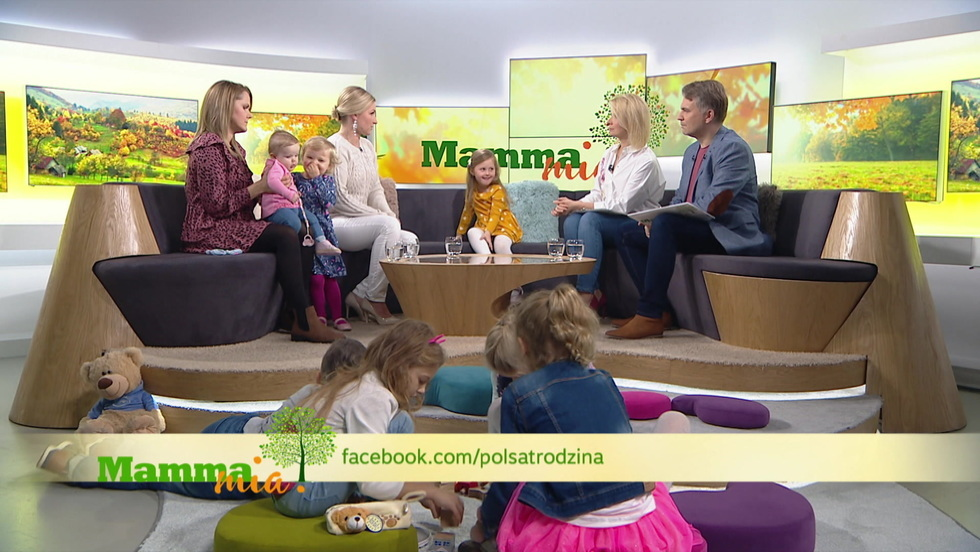 MAMMA MIA! - Odcinek 199