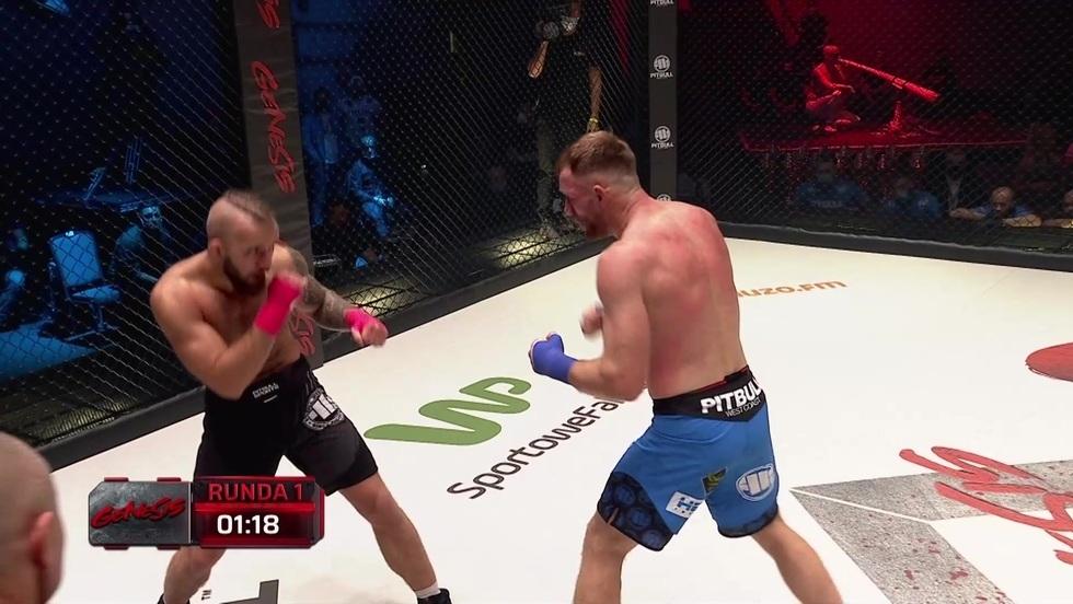 Damian Szmigielski vs Denis Makowski