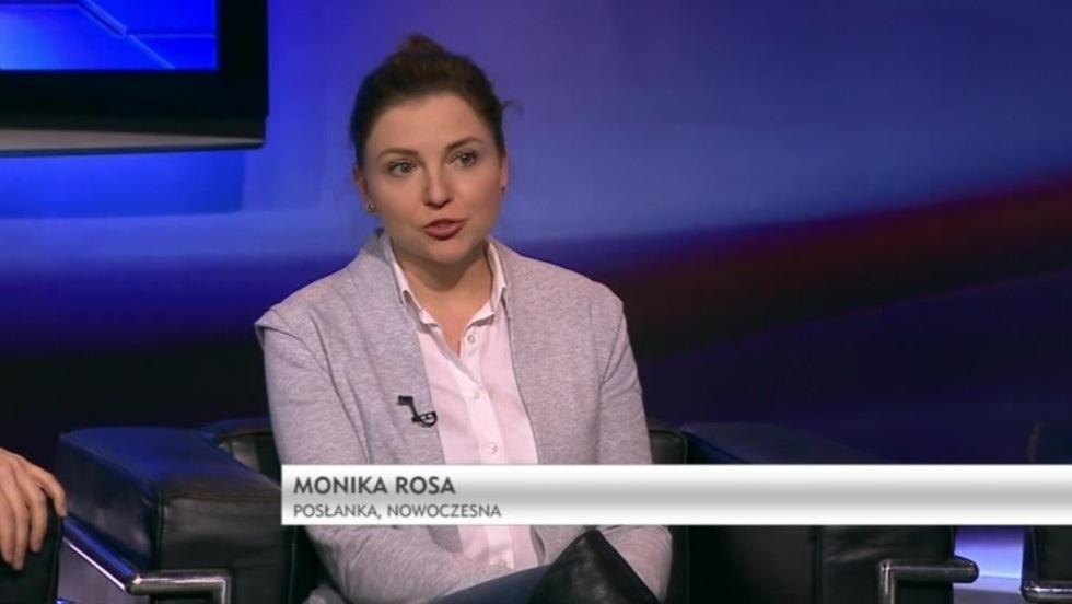 Salon Polityczny - Monika Rosa, Piotr Apel, Łukasz Schreiber