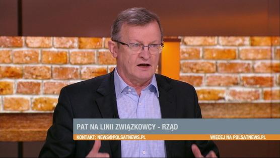 Śniadanie w Polsat News - 14.04.2019