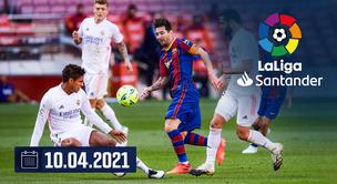 Real Madryt - FC Barcelona (cały mecz)