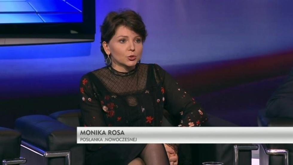 Salon Polityczny - Monika Rosa, Ryszard Czarnecki, Jan Grabiec