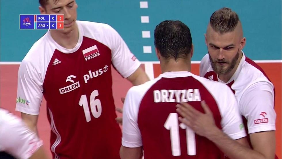 Polska - Argentyna