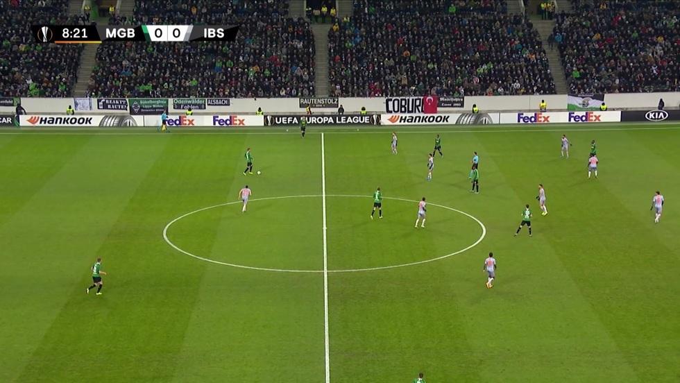 Borussia M'gladbach - Istanbul Basaksehir