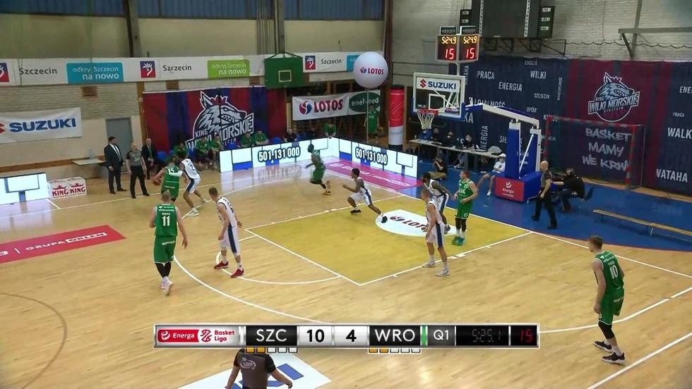King Szczecin - WKS Śląsk Wrocław
