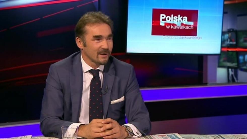 Polska w kawałkach Grzegorza Jankowskiego - Grzegorz Waszkiewicz