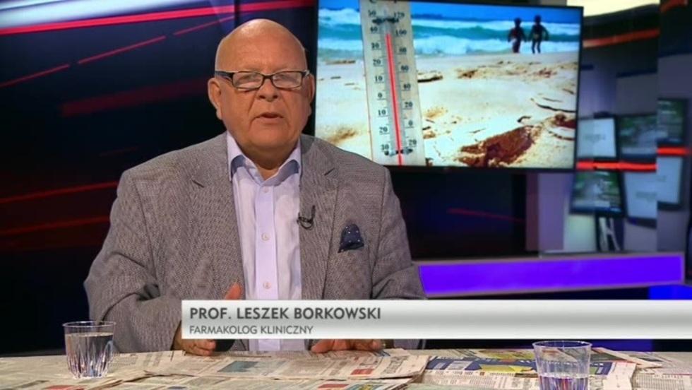Polska w kawałkach Grzegorza Jankowskiego - prof. Leszek Borkowski