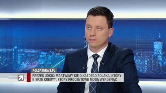 Gość Wydarzeń - Tomasz Chróstny