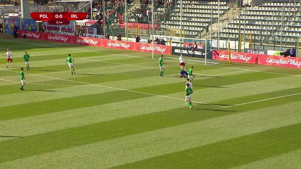 Polska U17 - Irlandia U17