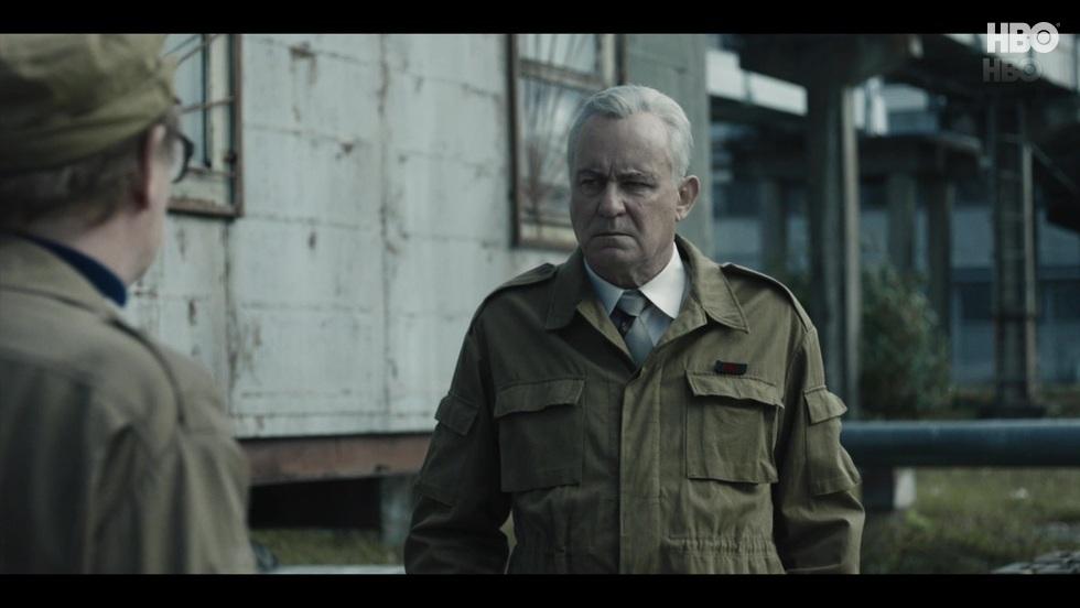 Czarnobyl I, odc. 3