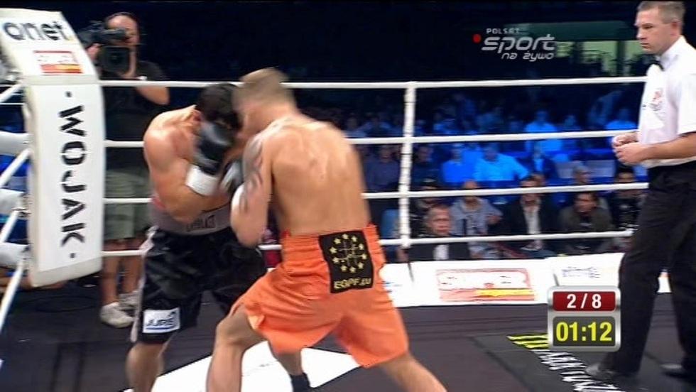 Roman Kracik vs. Łukasz Janik