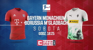 Bayern - M'Gladbach (Zapowiedź)