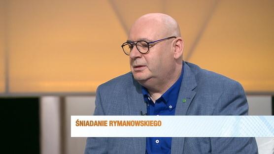 Śniadanie Rymanowskiego w Polsat News i Interii - 12.09.2021